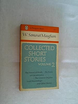 The Collected Short Stories : Volume 2: Maugham, W. Somerset: