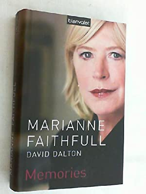 Marianne Faithfull : memories.: Faithfull, Marianne und