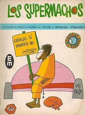 LOS SUPERMACHOS DE SAN GARABATO. Numero 56: Rius pseud. ]