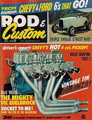 Rod and Custom Magazine Vol 17 No.: Petersen Publishing Company
