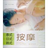 Graphic Japanese Korean Thai Massage(Chinese Edition): ZHANG LIN . WANG HONG MIN