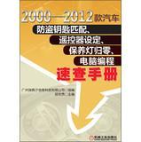 2000-2012 models car alarm key match . the remote control setup . maintenance light reset . ...