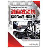 Diesel maintenance skills practicing Series: Weichai engine Detailed structure and fault diagnosis(...