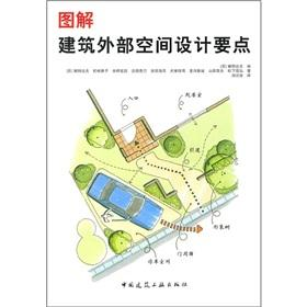 Graphic building exterior space design points(Chinese Edition): RI ZHU SHOU DA FU