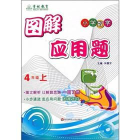 Graphic application questions (grade 4) (Primary Mathematics)(Chinese Edition): LIN ZHEN YU