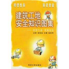 Construction site safety knowledge atlas: cherish life emphasis on safety(Chinese Edition): ZHAO JI...