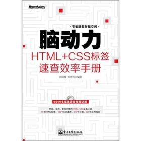 Brain Power: HTML + CSS tag Quick: LIU LI XIA
