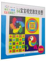 0-3 years old baby visual excitation wall charts (color)(Chinese Edition): AN CHENG NA