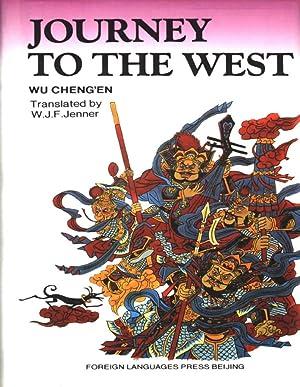 Journey To the West (I, II, III): Wu Chengen