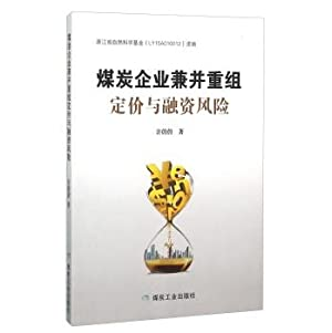 Merger and reorganization of coal enterprises Pricing and Financing Risk(Chinese Edition): XU WEI ...