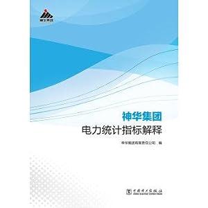 Shenhua electricity Statistical Indicators(Chinese Edition): SHEN HUA JI TUAN YOU XIAN ZE REN GONG ...