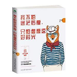 I'm not afraid to lost stray. maybe waste the good old days(Chinese Edition): XU ZHENG FANG ZHU