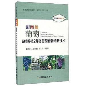 Color map version 6 grape leaf cut: YANG ZHI YUAN