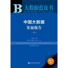 China Big Data Development Report No. 1(Chinese Edition): LIAN YU MING ZHU