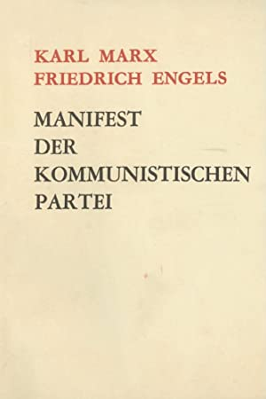 MANIFESTO OF THE COMMUNIST PARTY (German)(Chinese Edition): BEN SHE,YI MING
