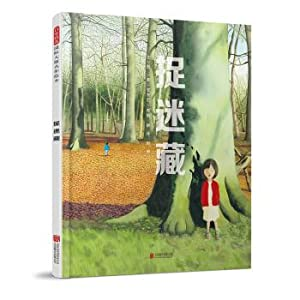 International Picture Book Master Anthony Brown: Hide: YING AN DONG