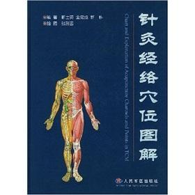 acupuncture meridian points diagrams (hardcover)(Chinese Edition): JIN SHI YING