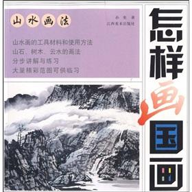 How to draw Painting: Landscape Law (Paperback)(Chinese Edition): SUN XIAN
