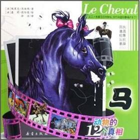 12 animal facts - Horse (Paperback)(Chinese Edition): DENG (FA) MA DI WEI