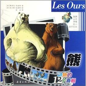 12 animal facts - Bear (Paperback)(Chinese Edition): FA) BA LUO YE