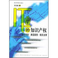 IT industry. intellectual property (paperback)(Chinese Edition): WANG YUN BIN