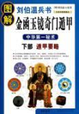 graphic art of war gold letter Yu: LIU BO WEN