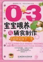 0-3 year-old baby to feed and food supplement production [Paperback](Chinese Edition): SHI YUN