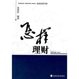 How to finance(Chinese Edition): CHENG BING QUAN