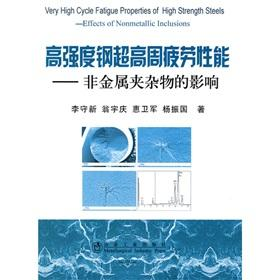 high cycle fatigue properties of high strength: LI SHOU XIN