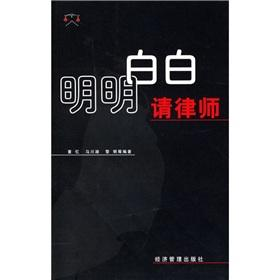 plainly a lawyer(Chinese Edition): TONG YI DENG