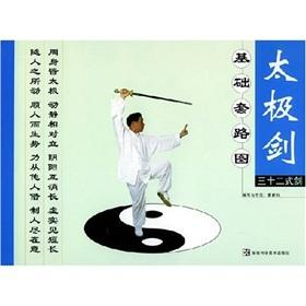 Tai Chi routines based on Image: Thirty-style: CAO XIN JUN