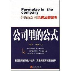 company in the formula(Chinese Edition): LI XIAO LIN