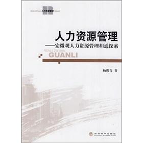 Human Resource Management - Human Resource Management: YANG JUN QING
