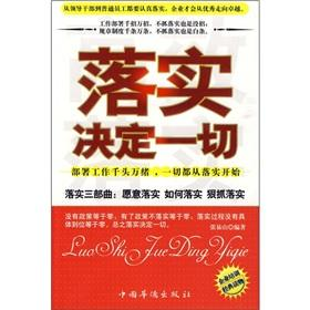 implement everything(Chinese Edition): ZHANG YI SHAN