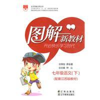 seventh grade Language (Vol.2) - Jiangsu version supporting materials - new materials. graphic: ...