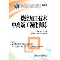 CNC machining technology. advanced engineering intensive training(Chinese Edition): HONG MEI QIN ...