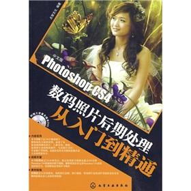 Photoshop CS4 digital photo post-processing from entry: DIAN ZHI WEN