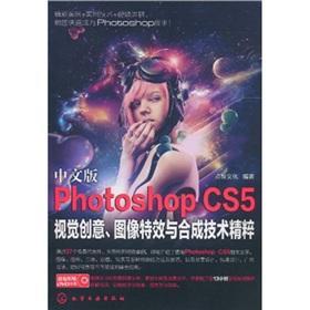 Chinese version of Photoshop CS5 visual creativity.: DIAN ZHI WEN