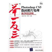 Replicability of digital photo processing techniques Photoshop CS5 Story(Chinese Edition): QI E ...