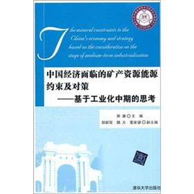 China's economy faces constraints of energy and mineral resources strategies - based on the ...