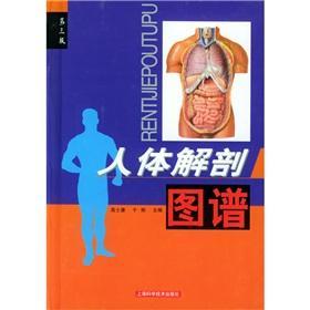 Human anatomical atlas (3rd edition): GAO SHI LIAN. YU PIN WANG XU. DENG HUI