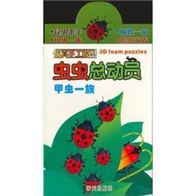 Beetle family (Bug Story: simulation hand model)(Chinese Edition): HAI TIAN CHU BAN SHE