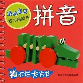 Smart baby brain Primer: Pinyin(Chinese Edition): ZHOU XIANG FEI