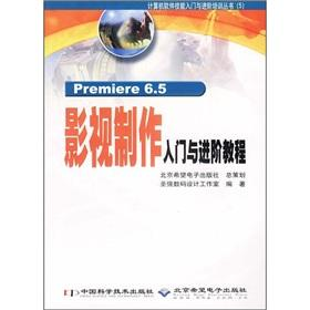 Premiere6.5 Introduction to video production and advanced tutorials(Chinese Edition): SHENG QIANG ...