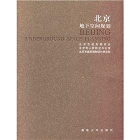Beijing Underground Space Planning(Chinese Edition): CHEN GANG. LI