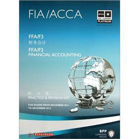 The FFAF3 Financial Accounting (Workbook) (English) [Paperback](Chinese Edition): BPP Learning ...