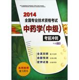 2012 - the national professional and technical qualification examinations Pharmacy (Intermediate) ...