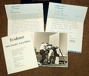Evidence: Mandel, Mike; Sultan, Larry