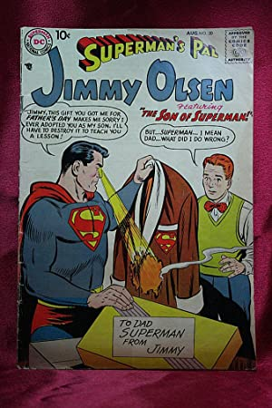 Superman's Pal Jimmy Olsen No.30