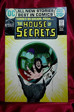 THE HOUSE OF SECRETS No.99